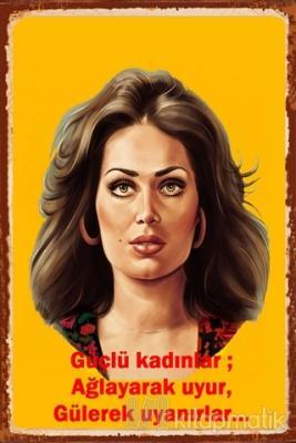 Türkan Şoray Poster - 2