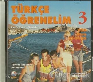 Türkçe Öğrenelim 3 (6 VCD Takım)