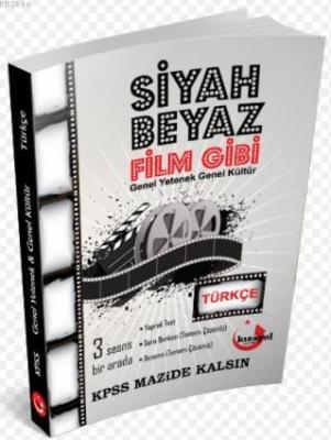 Türkçe Siyah-Beyaz Film Gibi Soru Bankası