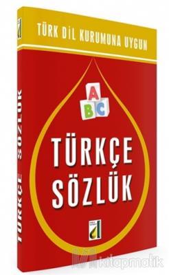 Türkçe Sözlük (Karton Kapak)