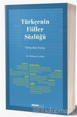 Türkçenin Fiiller Sözlüğü Mehmet Gedizli