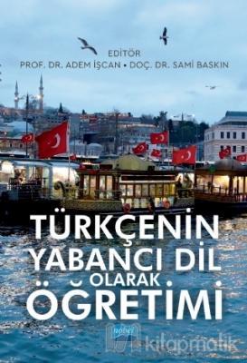 Türkçenin Yabancı Dil Olarak Öğretimi Adem İşcan