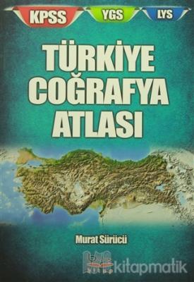 Türkiye Coğrafya Atlası (KPSS-YGS-LYS)