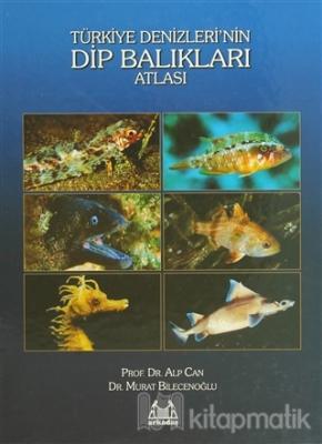 Türkiye Denizleri'nin Dip Balıkları Atlası (Ciltli)