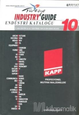 Türkiye Endüstri Kataloğu / Industry Guide 10