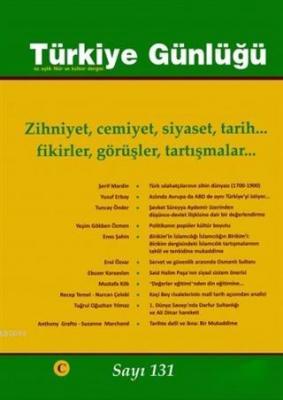 Türkiye Günlüğü Sayı: 131 Yaz 2017