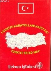 Türkiye Karayolları Haritası ( Türkiye Road Map)