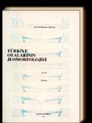 Türkiye Ovalarının Jeomorfolojisi Cilt 2