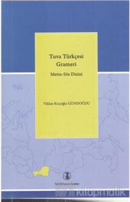 Tuva Türkçesi Grameri