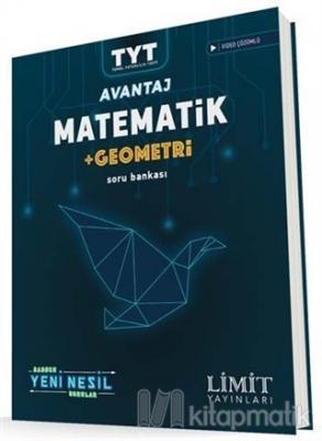TYT Avantaj Matematik + Geometri Soru Bankası