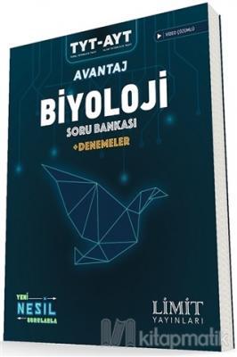 TYT-AYT Biyoloji Avantaj Soru Bankası Kolektif