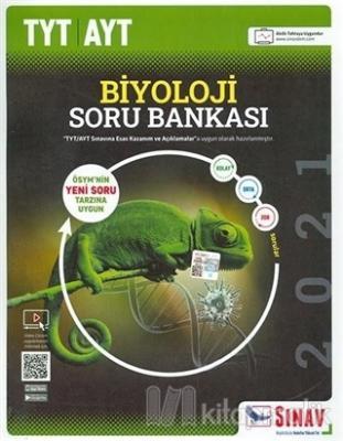 TYT AYT Biyoloji Soru Bankası Kolektif