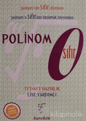 TYT AYT Polinom Sıfır