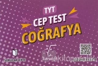 TYT Cep Test Coğrafya 2020 Kolektif