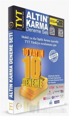 TYT Deneme Seti 10 Farklı Yayın 10 Farklı Deneme