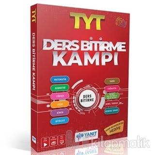 YKS TYT Tüm Dersler Ders Bitirme Kampı Yanıt Yayınları Komisyon