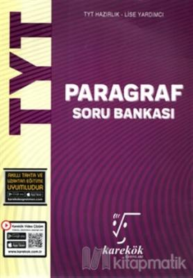 TYT Paragraf Soru Bankası Kolektif