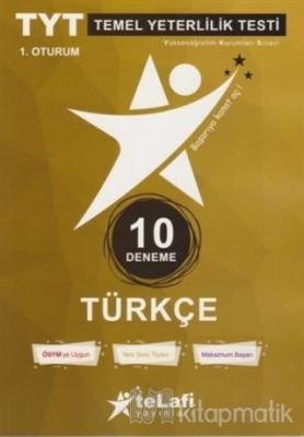 TYT Türkçe 10'lu Deneme 1. Oturum