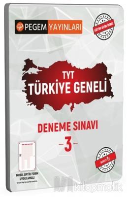 TYT Türkiye Geneli Deneme Sınavı 3 Kolektif