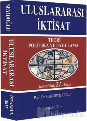 Uluslararası İktisat %10 indirimli Halil Seyidoğlu