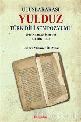 Uluslararası Yulduz Türk Dili Sempozyumu