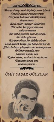 Ümit Yaşar Durup Durup Poster