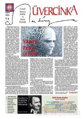 Üvercinka Dergisi Sayı: 48 Ekim 2018 Kollektif