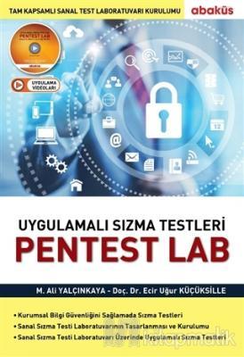 Uygulamalı Sızma Testleri Pentest Lab Mehmet Ali Yalçınkaya