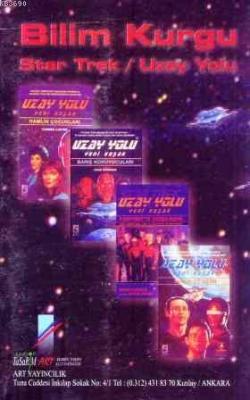 Uzay Yolu - Yeni Kuşak  4 Kitap Takım