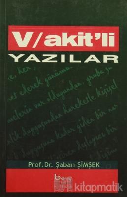 V/akit'li Yazılar