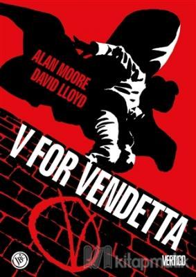 V For Vendetta (Özel Edisyon) Alan Moore