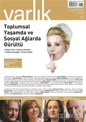 Varlık Aylık Edebiyat ve Kültür Dergisi Sayı: 1335 Aralık 2018