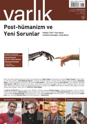 Varlık Aylık Edebiyat ve Kültür Dergisi Sayı: 1336 Ocak 2019 Kolektif