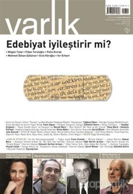 Varlık Edebiyat ve Kültür Dergisi Sayı: 1351 Nisan 2020 Kolektif