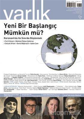 Varlık Edebiyat ve Kültür Dergisi Sayı: 1353 Haziran 2020 Kolektif