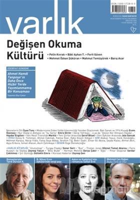 Varlık Edebiyat ve Kültür Dergisi Sayı: 1355 Ağustos 2020 Kolektif