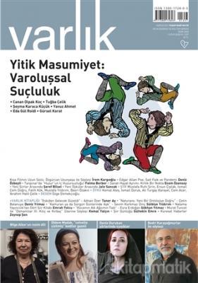 Varlık Edebiyat ve Kültür Dergisi Sayı: 1357 Ekim 2020 Kolektif