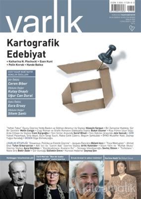 Varlık Edebiyat ve Kültür Dergisi Sayı: 1359 Aralık 2020 Kolektif