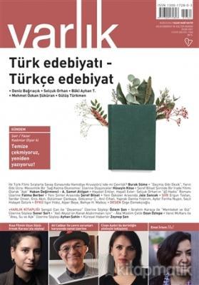 Varlık Edebiyat ve Kültür Dergisi Sayı: 1360 Ocak 2021 Kolektif