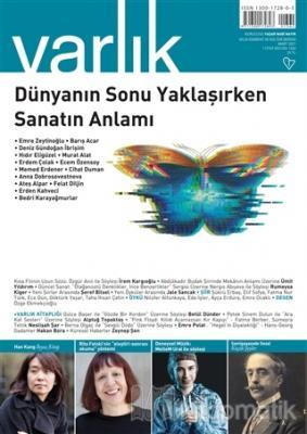 Varlık Edebiyat ve Kültür Dergisi Sayı: 1362 Mart 2021 Kolektif