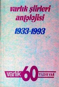 Varlık Şiirleri Antolojisi 1933-1993