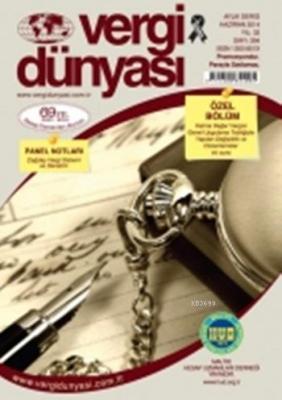 Vergi Dünyası Dergisi Haziran 2014