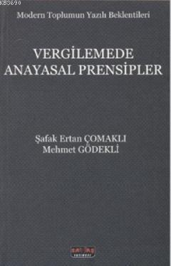 Vergilemede Anayasal Prensipler