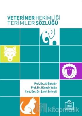 Veteriner Hekimliği Terimler Sözlüğü (Büyük Boy)