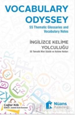 Vocabulary Odyssey - İngilizce Kelime Yolculuğu
