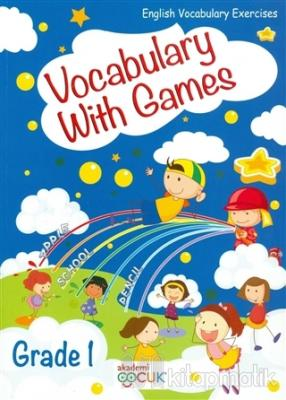 Vocabulary With Games Grade 1