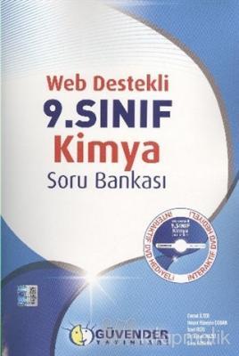 Web Destekli 9. Sınıf Kimya Soru Bankası