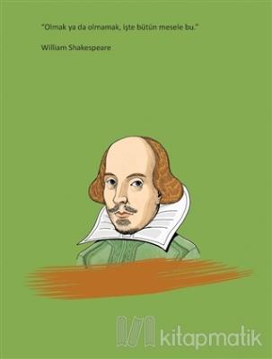 William Shakespeare - Ciltli Defter