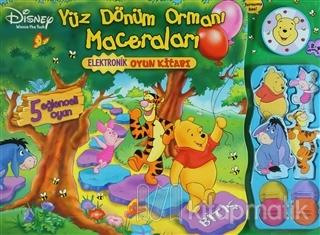 Winnie The Pooh - Yüz Dönüm Ormanı Maceraları