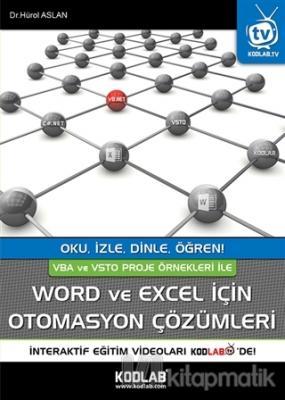 Word ve Excel İçin Otomasyon Çözümleri